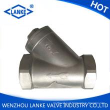 """Filtro tipo Y de aço inoxidável de 1/2 """"pol. (YG11W)"""