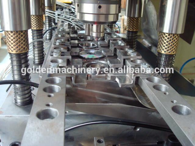 Lata de aerosol de aerosol de insectos automática que hace la línea de producción de la máquina