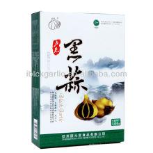 La boîte cadeau de l'ail noir chinois chinois 2016