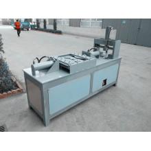 Máquina dobladora de acero CNC para ocho formas.