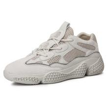 breathable durable mesh custom mens athletic sneakers