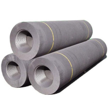 manufacturers High conductive density extruded carbon uhp graphite electrode for arc furnace
