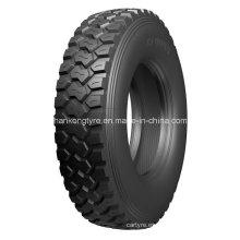 Neumático para camiones mineros, neumático para camiones fuera de carretera (12R22.5)