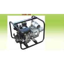 Pompe à eau auto-amorçante à essence à 4 pouces 284cc à essence