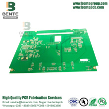 Quickturn PCB door DHL