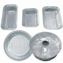 Conteneur alimentaire en aluminium