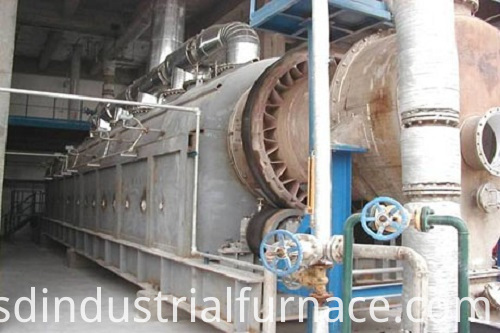 Calcining Smelting Furnace