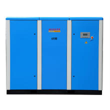 90kw/122HP August Stationary Air Cooled Screw Compressor