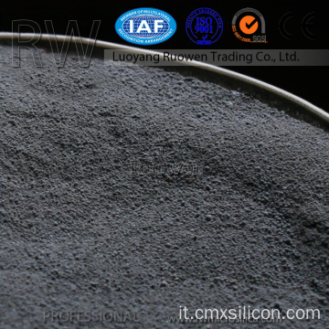 Silicon dioxide powder type densified microsilica fume price for sale