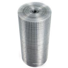 High quality best price galvanized 1x1 welded wire mesh