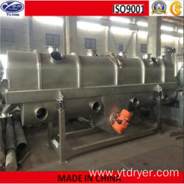 Potassium Polyacrylate Vibrating Fluid Bed Dryer