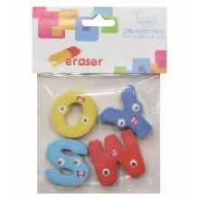 Colorful Alphabet Lovely Eraser