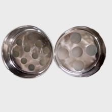 Diamètre 200 Tamis de contrôle en acier inoxydable à diverses ouvertures