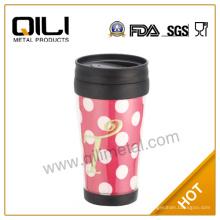16oz BPA libre nuevo plástico china timbales