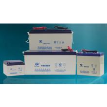Batterie colloïdale pour le stockage d'énergie - Série 12V