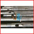 Barril de tornillo bimetálico para máquina de moldeo por inyección