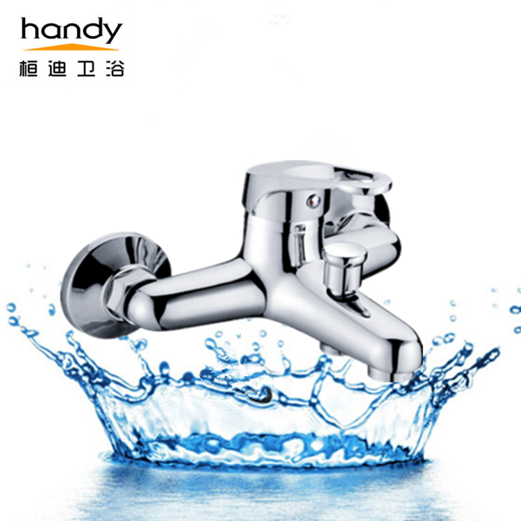 Single-handle Tub Mixer taps