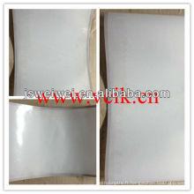Chine non-bâton de fibre de verre de ptfe de PTFE avec le certificat PFOS de Rohs PFOA et de FDA à l'épaisseur différente
