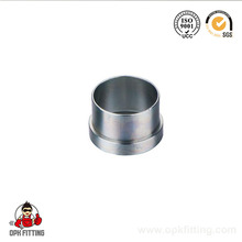 Nb500 Manchon d'écrou métrique en acier inoxydable Jic pour raccord de tube