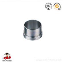 Luva métrica de aço inoxidável da porca de Nb500 Jic para o encaixe de tubo