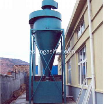 Dedustig System Cyclone Dust Collector para la fábrica de cemento