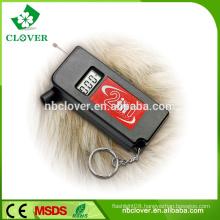 2 in 1 Keychain Portable Multi-function Digital Tyre Depth Gauge,Tire Gauge for Car
