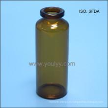 30ml Vial de Cristal Estándar ISO