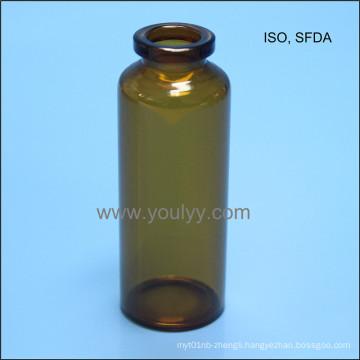 30ml Tubular Glass Bottle