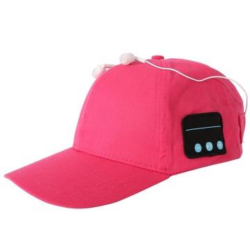 Беспроводная Bluetooth Спортивная Бейсболка Музыка Наушники