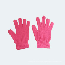Microfiber Coral Fleece Fast Dry Hair Towel, Cosmetic Make up Hair Drying Gloves