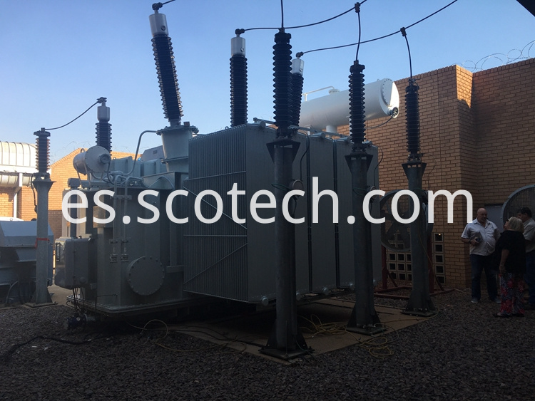 20MVA power transformer