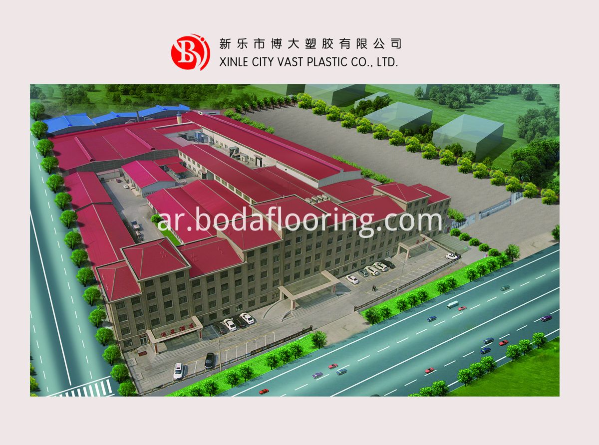 spc flooring factory directly supply