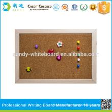 New Wooden Frame Corkboard 30*40cm