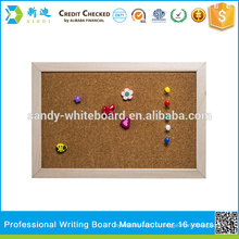 Новая деревянная рамка Corkboard 30 * 40см