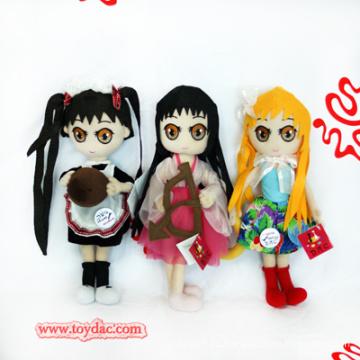 Оригинальная кукла мультфильма Dac Plush