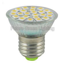 Светодиодная лампа E27 (HR16-S24)
