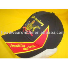 Custom 100% cotton sun hat with embroidery