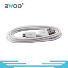 Precio razonable TPE Cable de datos USB para teléfono móvil