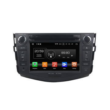 Android 8.0 OE-systeem voor RAV4 2006-2012