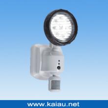Luz de parede LED de sensor de emergência