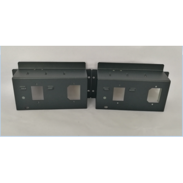 Black Anodize Sheet Metal Box