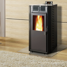 Modern Wood Pellet Burning Stove