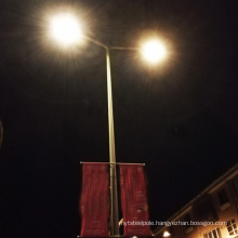 12m galvanized octagonal steel road poles steel street lighting pole with specification