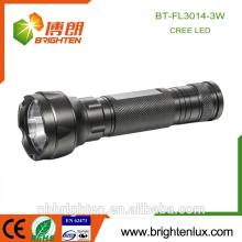 Vente en gros Matériel d'aluminium bon marché 3W Brightest 200 Lumens Cree XPE Emergency Meilleur examen tactique de lampe de poche led