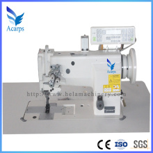 Máquina de costura de ponto fixo de alta composição com agulha dupla para computador para sofá (GC20606 / GC20606-1-D2T3)