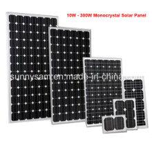 Высокая эффективность 50W панели моно солнечных модулей