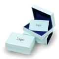 Boîte d'emballage de bijoux en papier de nouvelle conception