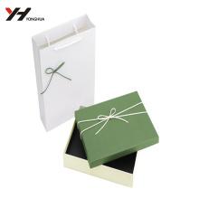 Высокое качество картона металлической упаковочной бумаги на заказ белый бумажная коробка