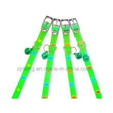 PVC Luminous Love Dog Collars Dp-CS1157