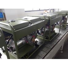 AC Single Phase 6kw Diesel Generator für Military Cape Verwendung